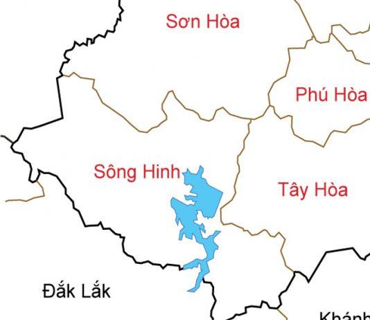 huyện Sông Hinh - Tỉnh Phú Yên
