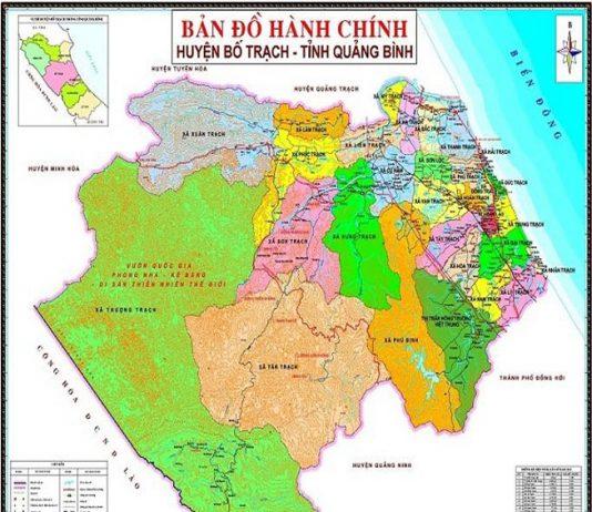 huyện Bố Trạch - Tỉnh Quảng Bình
