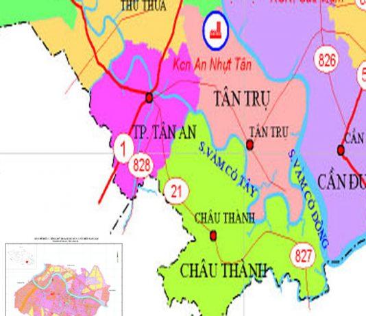 Giới thiệu khái quát thành phố Tân An - Tỉnh Long An