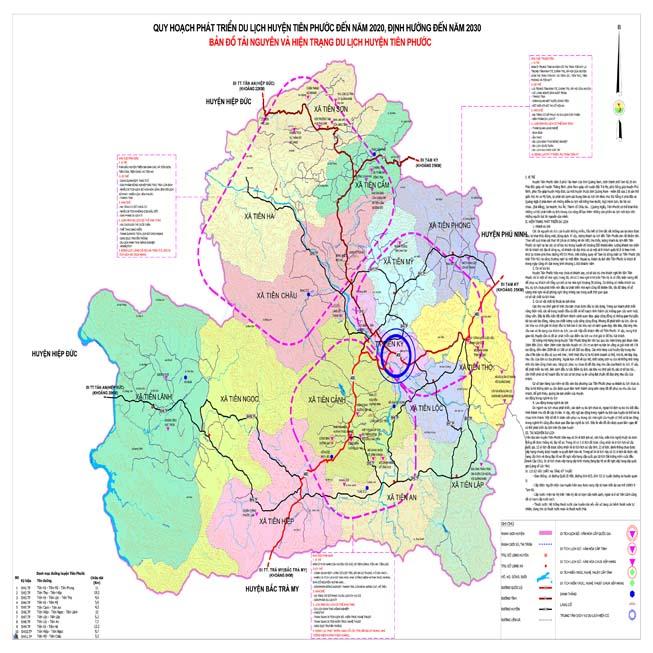 huyện Tiên Phước - Tỉnh Quảng Nam