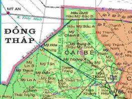 huyện Cái Bè - Tỉnh Tiền Giang