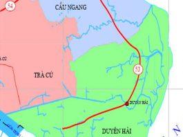 thị xã Duyên Hải - Tỉnh Trà Vinh