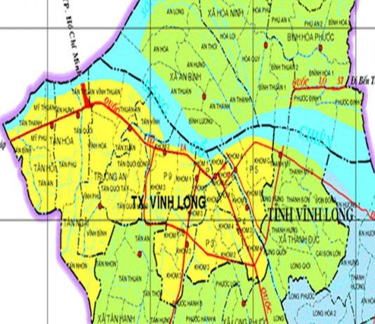 thành phố Vĩnh Long - Tỉnh Vĩnh Long