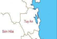 huyện Tuy An - Tỉnh Phú Yên