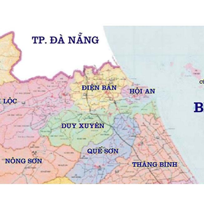thị xã Điện Bàn - Tỉnh Quảng Nam