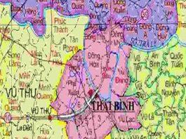 thành phố Thái Bình - Tỉnh Thái Bình