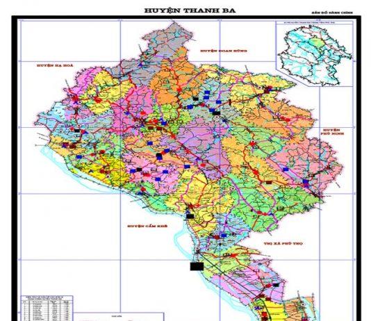 Giới thiệu khái quát huyện Thanh Ba