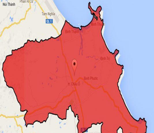huyện Bình Sơn - Tỉnh Quảng Ngãi