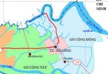 thị xã Gò Công - Tỉnh Tiền Giang