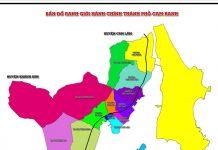 thành phố Cam Ranh - Tỉnh Khánh Hòa
