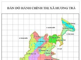 thị xã Hương Trà - Tỉnh Thừa Thiên Huế