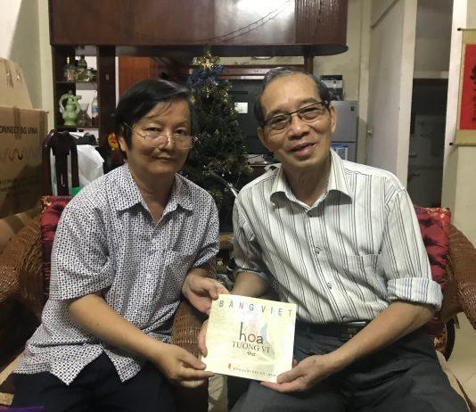 Nhà thơ, dịch giả Bằng Việt và nhà thơ, dịch giả Bùi Xuân