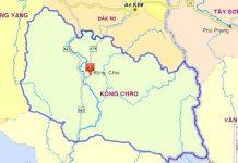 Giới thiệu khái quát huyện Kông Chro