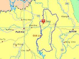 Giới thiệu khái quát huyện Mang Yang