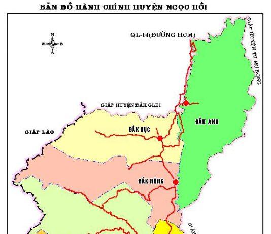 Giới thiệu khái quát huyện Ngọc Hồi