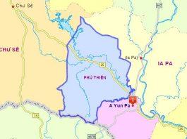 Giới thiệu khái quát huyện Phú Thiện