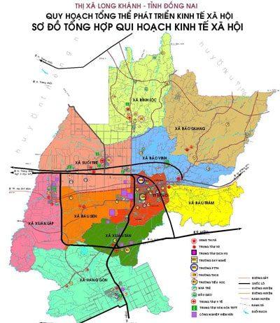 Giới thiệu khái quát thị xã Long Khánh