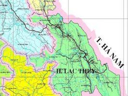 Giới thiệu khái quát huyện Lạc Thuỷ