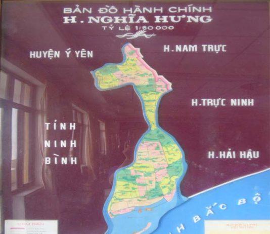 Giới thiệu khái quát huyện Nghĩa Hưng