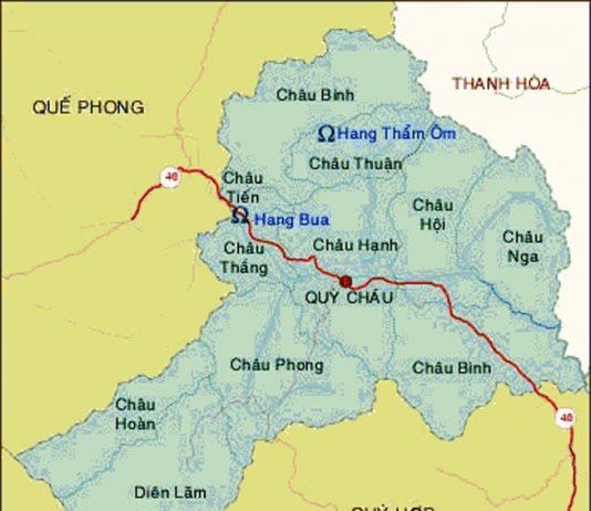 Giới thiệu khái quát huyện Quỳ Châu