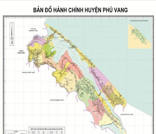 huyện Phú Vang - Tỉnh Thừa Thiên Huế