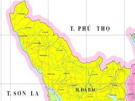 Giới thiệu khái quát huyện Đà Bắc