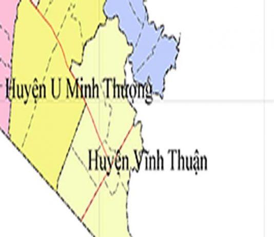 Giới thiệu khái quát huyện Vĩnh Thuận