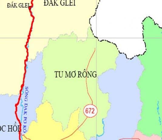 Giới thiệu khái quát huyện Tu Mơ Rông