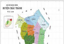 Giới thiệu khái quát huyện Châu Thành
