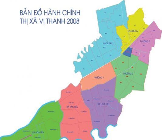 Giới thiệu khái quát thành phố Vị Thanh