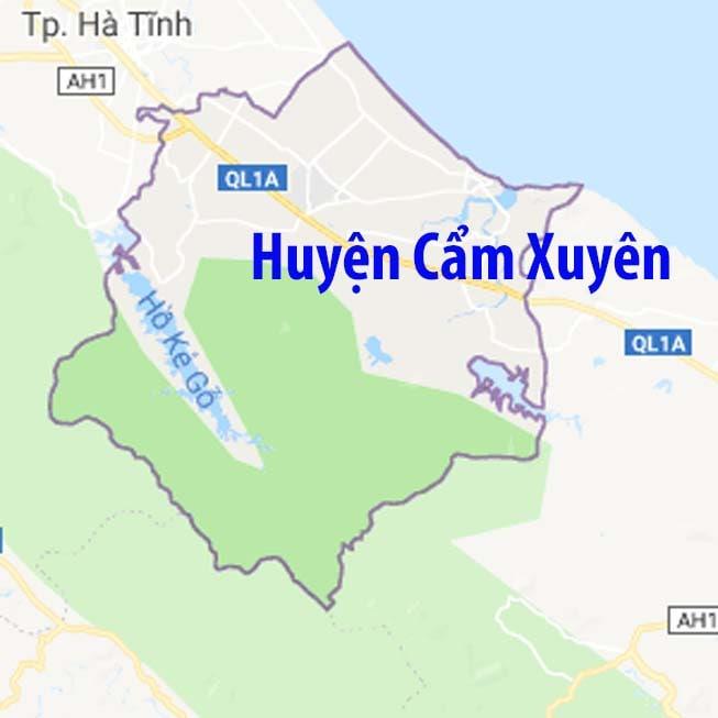 Giới thiệu khái quát huyện Cẩm Xuyên