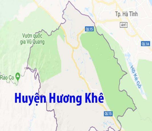 Giới thiệu khái quát huyện Hương Khê