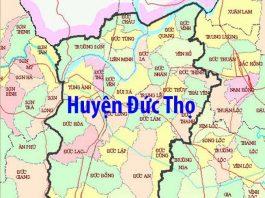 Giới thiệu khái quát huyện Đức Thọ