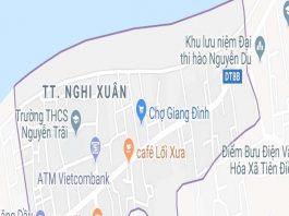 huyện Nghi Xuân