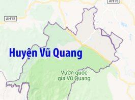 Giới thiệu khái quát huyện Vũ Quang