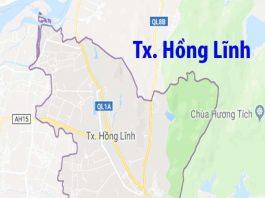 Giới thiệu khái quát thị xã Hồng Lĩnh