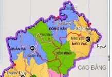 Giới thiệu khái quát huyện Yên Minh