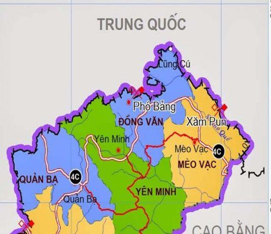 Giới thiệu khái quát huyện Đồng Văn