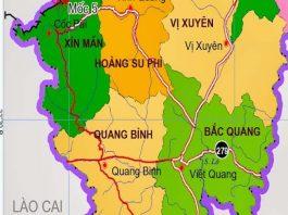 Giới thiệu khái quát huyện Quang Bình