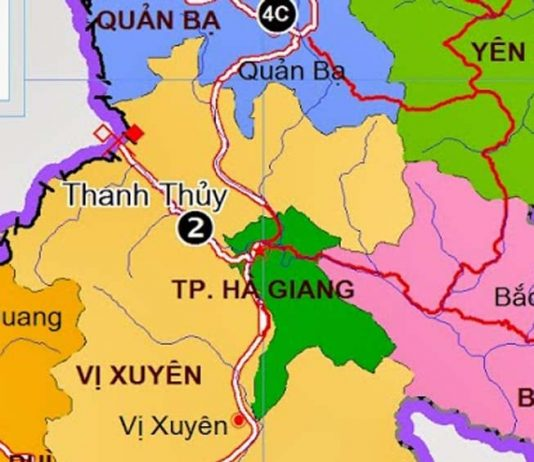 Giới thiệu khái quát thành phố Hà Giang