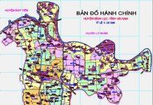 Giới thiệu khái quát huyện Bình Lục