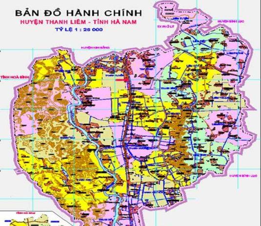 Giới thiệu khái quát huyện Thanh Liêm