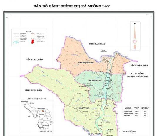 Giới thiệu khái quát thị xã Mường Lay