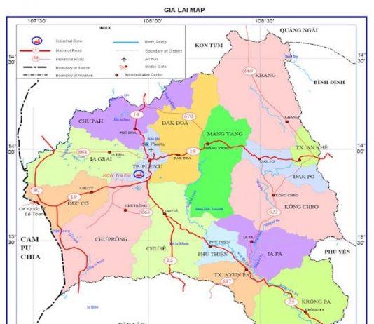 Giới thiệu khái quát huyện Chư Sê