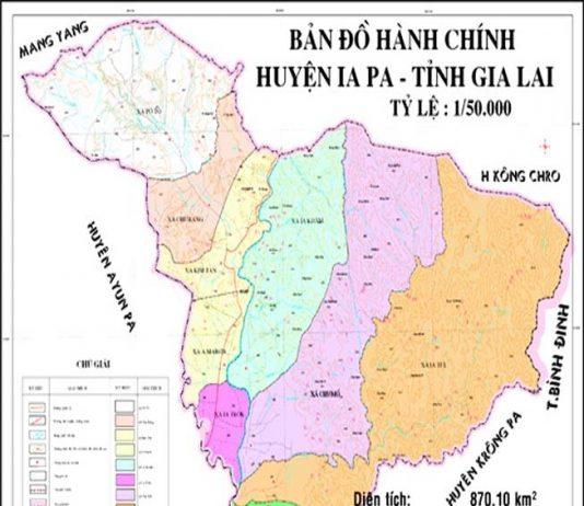Giới thiệu khái quát huyện Ia Pa