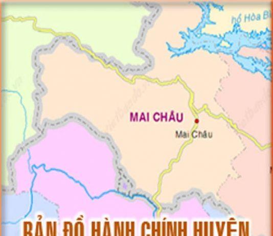 Giới thiệu khái quát huyện Mai Châu