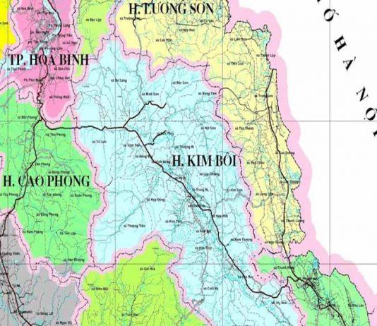 Giới thiệu khái quát huyện Kim Bôi