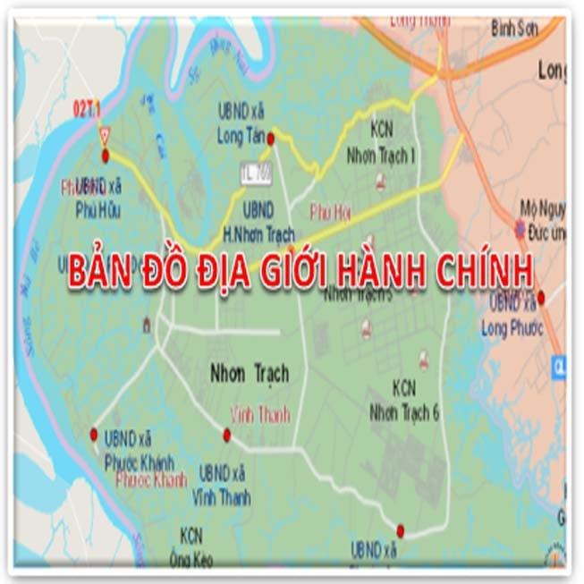 Giới thiệu khái quát huyện Nhơn Trạch