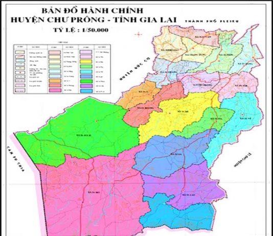 Giới thiệu khái quát huyện Chư Prông