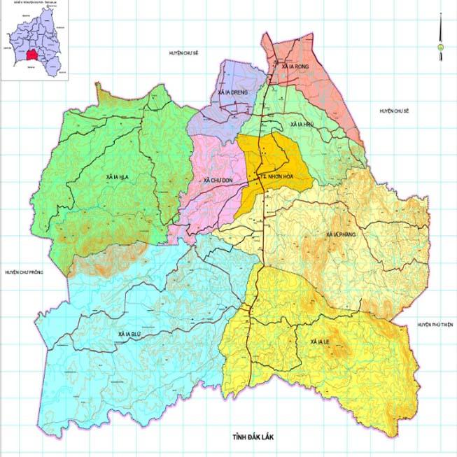 Giới thiệu khái quát huyện Chư Pưh